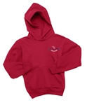 Hanes® - Youth Comfortblend® EcoSmart® Pullover Hooded Sweatshirt