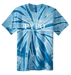 Port & Company® - Youth Essential Tie-Dye Tee