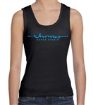 Girls' Fine Jersey Tank Top
