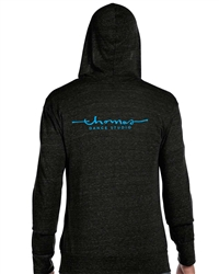 Alternative Unisex 4.4 oz. Eco Long-Sleeve Full-Zip Hoodie