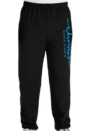 Heavy Blend? 50//50 Sweatpants Gildan Boys 7.75 oz G182B -ROYAL -XL-12PK